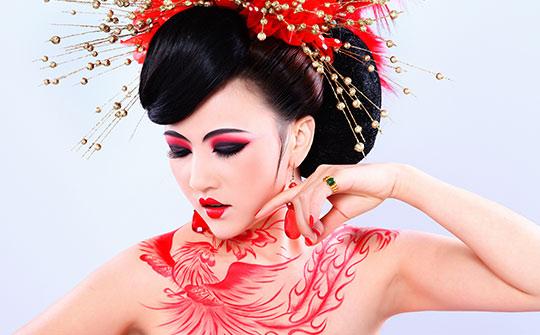 北京卓尚化妆培训学校